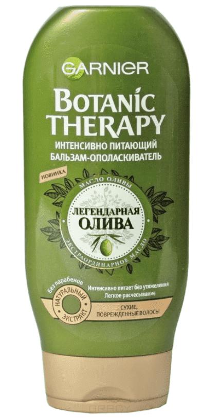 Купить Garnier, Бальзам-ополаскиватель для волос Олива Botanic Therapy, 200 мл