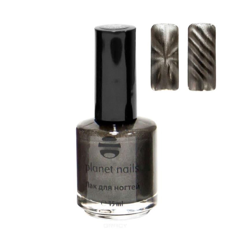 Planet Nails, Лак для ногтей Magnet, 17 мл (8 оттенков) Лак для ногтей Magnet, 17 млМагнитные лаки для ногтей<br><br>
