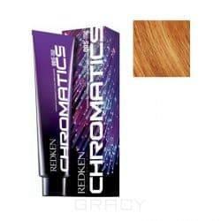 Купить Redken, Chromatics Краска для волос без аммиака Редкен Хроматикс (палитра 67 цветов), 60 мл 7.34/7Gc золотистый/медный