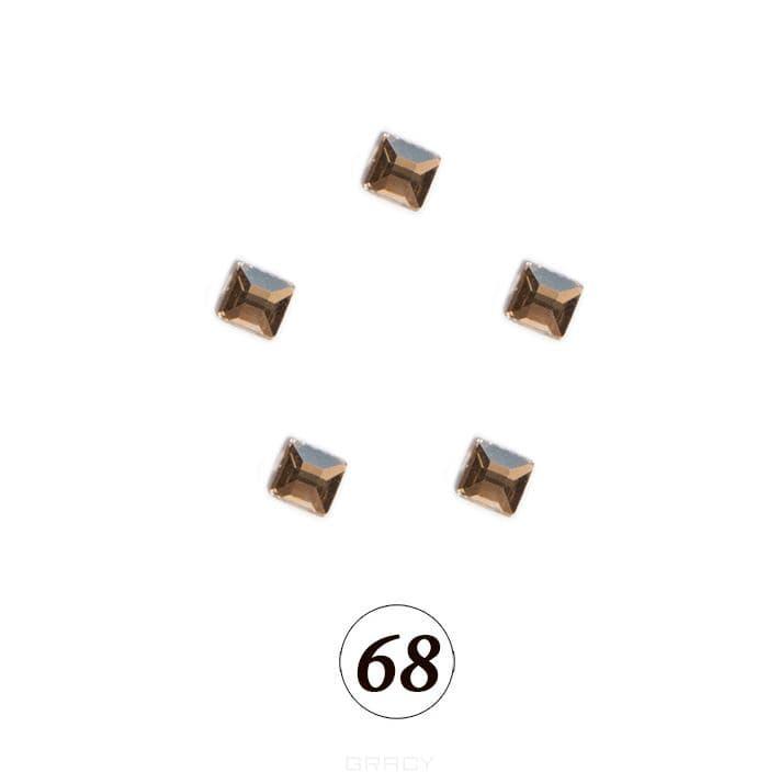 Planet Nails, Цветные фигурные стразы в ассортименте (76 видов), 5 шт/уп Планет Нейлс №68 original projector lamp dt01151 for hitachi cp rx79 cp rx82 cp rx93 ed x26
