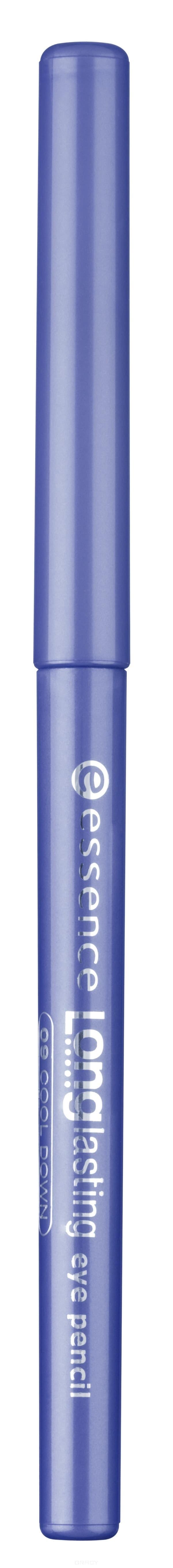 Купить Essence, Карандаш для глаз Long Lasting, 0.28 гр (15 цветов) №09, синий