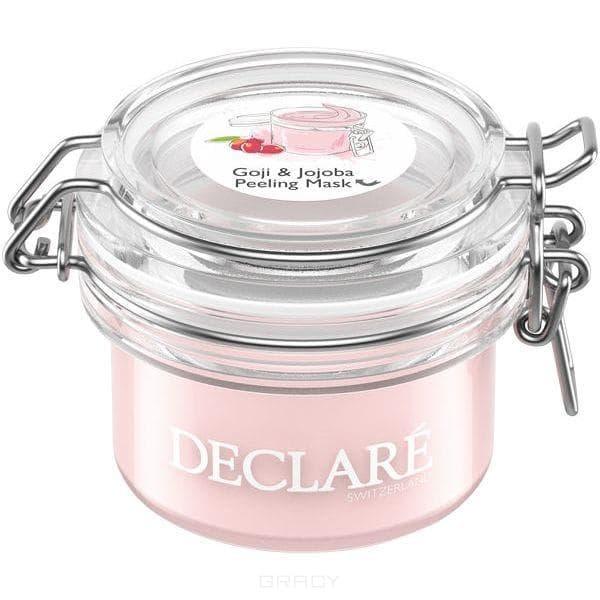 Купить Declare, Маска-пилинг с ягодами годжи и маслом жожоба Goji & Jojoba Peeling Mask, 50 мл