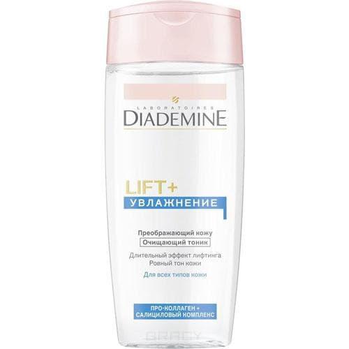 Diademine, Тоник для лица Lift+ Увлажнение с про-коллагеном, 200 мл diademine lift увлажнение дневной флюид новинка
