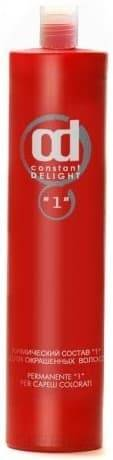Constant Delight, Химический состав 1 для завивки волос, 500 мл