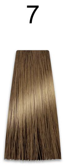 Купить Kaaral, Стойкая безаммиачная крем-краска с гидролизатами шелка Baco Soft Ammonia Free, 60 мл (42 оттенка) 7 блондин
