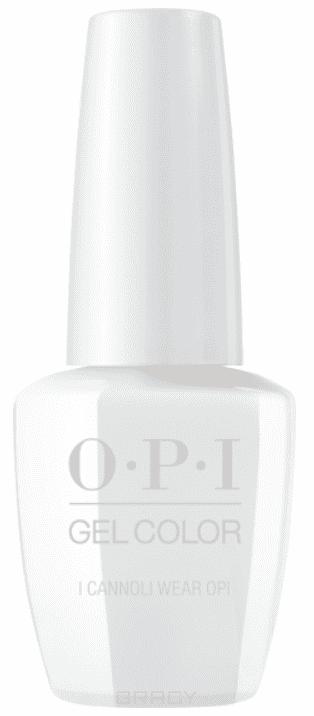 OPI, Гель-лак GelColor, 15 мл (95 цветов) I Cannoli Wear OPI