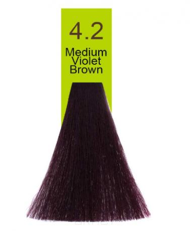 Купить Macadamia Natural Oil, Краска для волос Oil Cream Color, 100 мл (97 тонов) 4.2 Средний радужный каштановый
