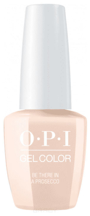 OPI, Гель-лак GelColor, 15 мл (95 цветов) Be There In A Prosecco opi гель лак gelcolor 15 мл 95 цветов do you have this color in stock holm