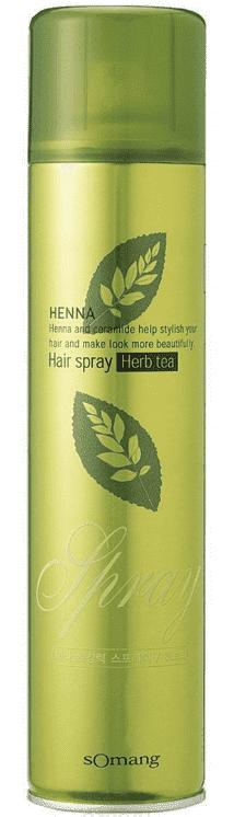 Flor de Man, Henna Hair Spray Herb Tea Укрепляющий спрей Травяной чай, 300 мл черный гречневый чай органический горький гречишный чай здравоохранение травяной чай высшего качества чай травяной чай