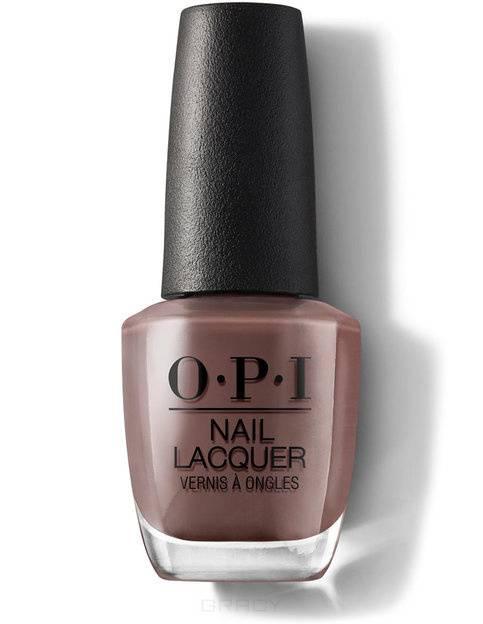 OPI, Лак для ногтей Nail Lacquer, 15 мл (214 цветов) Squeaker Of The House / Classics opi лак для ногтей classic nlw60 squeaker of the house 15 мл