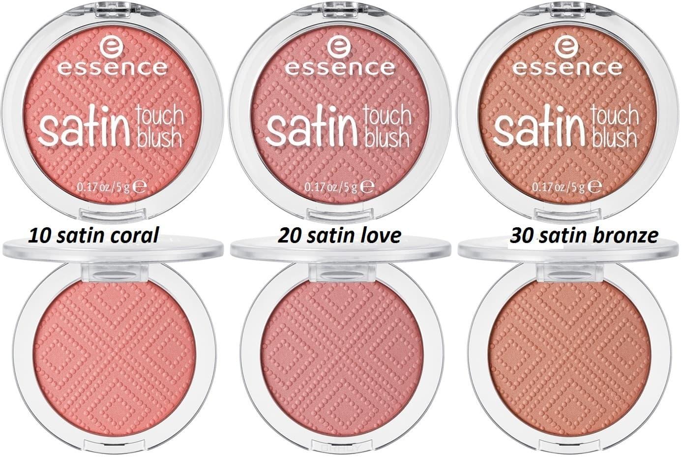 Румяна Satin Touch Blush, 5 грОписание:&#13;<br> &#13;<br> Румяные щечки! Новые сатиновые румяна с легкой текстурой внесут завершающий штрих в твой очаровательный образ. Выбирай любой из трех вариантов: розовое дерево, коралл или бронза – каждый из них придаст щечкам не только желаемый оттенок, но и нежное жемчужное сияние. &#13;<br> &#13;<br> Состав:&#13;<br> &#13;<br> Mica, Talc, Aluminum Starch Octenylsuccinate, Isocetyl Stearoyl Stearate, Octyldodecyl Stearate, Magnesium Stearate, Tocopherol, Silica, Ethylhexylglycerin, Peg-8, Ascorbyl Palmitate, Ascorbic Acid, Citric Acid, Phenoxyethanol, Ci 15850 (Red 6 Lake), Ci 15850 (Red 7 Lake), Ci 19140 (Yellow 5 Lake), Ci 77491 (Iron Oxides), Ci 77499 (Iron Oxides), Ci 77891 (Titanium Dioxide).<br>