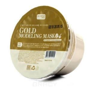 La Miso, Modeling Mask Gold Маска для лица моделирующая (альгинатная) с частицами золота, для всех типов кожи Ла Мисо, 28 гр цены онлайн