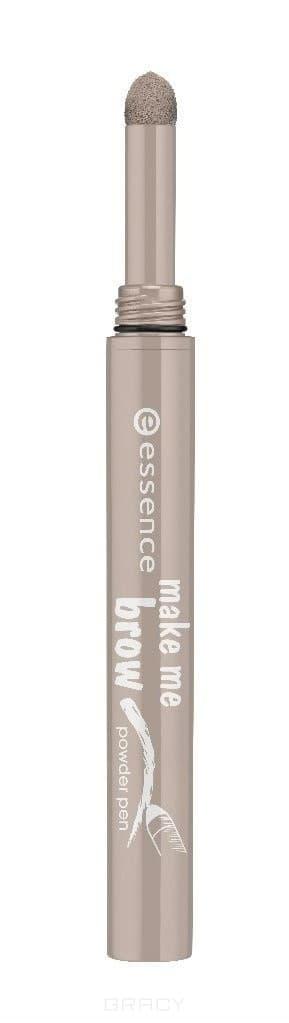Тени для бровей в карандаше Make Me BrowОписание:&#13;<br> &#13;<br> Нежные пудровые пигменты нового карандаша для бровей заполнят даже самые незначительные пробелы и помогут тебе добиться эффекта густых, красиво очерченных бровей – главного тренда в макияже грядущего сезона. А мягкий аппликатор обеспечит удобное и быстрое нанесение. Выбирай из двух оттенков: для блондинок и для брюнеток.<br>
