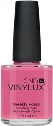 CND (Creative Nail Design), Винилюкс Профессиональный недельный лак VINYLUX™ Weekly Polish (54 оттенка) 15 мл # 116 (Gotcha) cnd vinylux цвет 153 tinted love