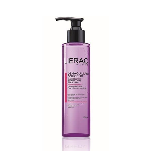 Lierac, Вода очищающая для лица и контура глаз, 200 млЛосьоны, тоники, молочко<br><br>