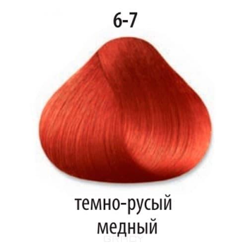 Constant Delight, Стойкая крем-краска для волос Delight Trionfo (63 оттенка), 60 мл 6-7 Темный русый медныйОкрашивание<br>Краска для волос Constant Delight Trionfo - это уникальное средство, способное придать волосам здоровый вид и блеск.<br>  <br>Крем-краска Трионфо от Констант Делайт наосится на невымытые сухие волосы. Выдерживается средство на волосах до 45 минут. <br> Constan...<br>