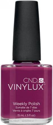 CND (Creative Nail Design), Винилюкс Профессиональный недельный лак VINYLUX™ Weekly Polish (54 оттенка) 15 мл # 153 (Tinted Love) 10 pcs creative u shape spill proof nail polish stickers tool manicure nail sticker finger cover tool