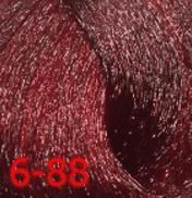 Constant Delight, Крем краска для волос с витамином С Crema Colorante Vit C (121 оттенок), 100 мл Д 6/88 темно-русый красный экстра цена 2017