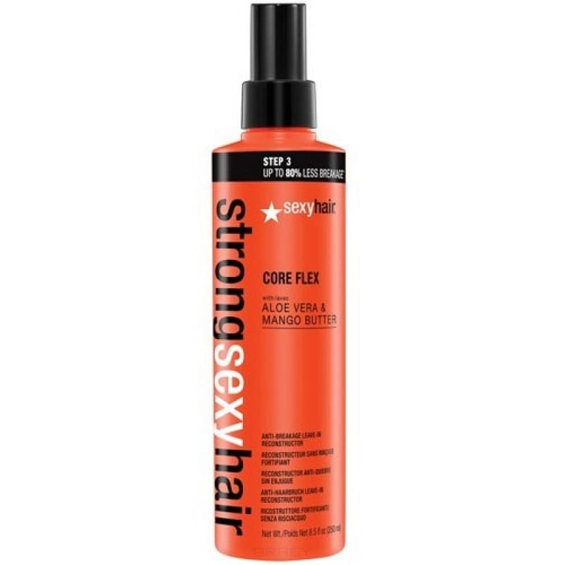 Sexy Hair, Реконструктор несмываемый для прочности волос Core Flex Anti-Breakage Leave In ReconstructorУход и лечение<br><br>