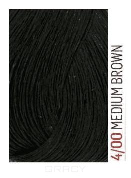Купить Lakme, Перманентная крем-краска для волос без аммиака Chroma, 60 мл (32 тона) 4/00 Средний шатен