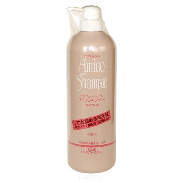 Dime, Amino Shampoo Шампунь с аминокислотами для поврежденных волос, 1 л dime d100c