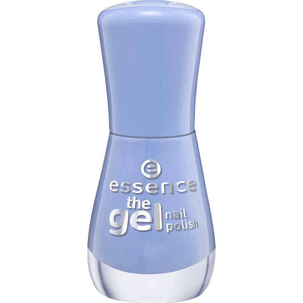 Essence, Лак для ногтей The Gel Nail, 8 мл (33 оттенка) №93, голубой гель лак для ногтей rimmel super gel nail polish