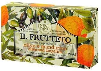 Nesti Dante, Мыло Оливковое масло и мандарин, 250 гр.Il Frutteto - фруктова лини<br><br>