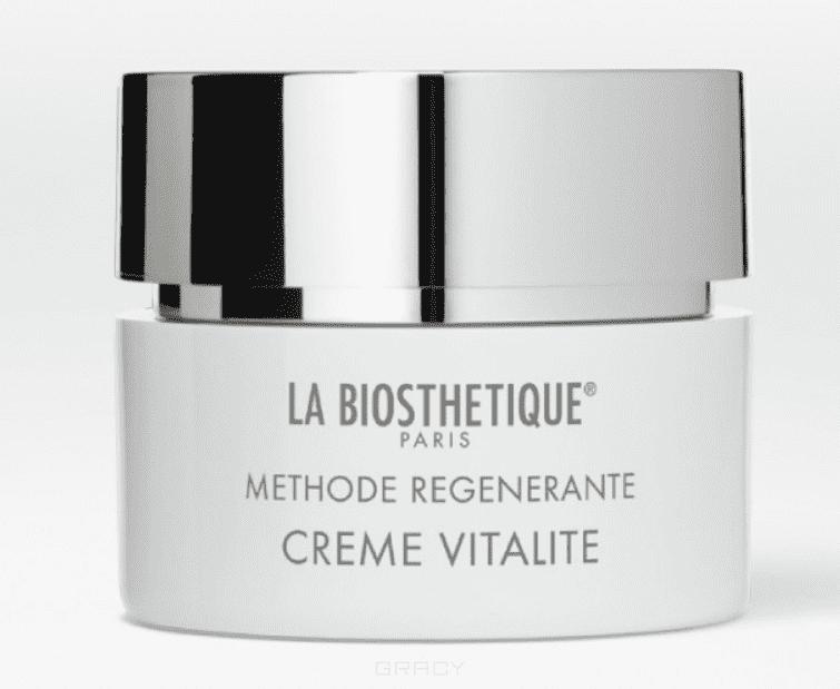 La Biosthetique, Ревитализирующий крем 24-часового действия Methode Regenerante Creme Vitalite, 200 мл la biosthetique creme corporelle насыщенный питательный крем для тела 200 мл