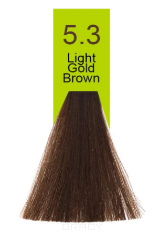 Купить Macadamia Natural Oil, Краска для волос Oil Cream Color, 100 мл (97 тонов) 5.3 Светло золотистый каштановый