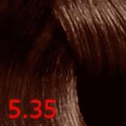 Revlon, Перманентный краситель без аммиака Revlonissimo Color Sublime, 75 мл (51 оттенок) 5.35 светло-коричневый золотисто-махагоновый revlon перманентный краситель без аммиака revlonissimo color sublime 75 мл 51 оттенок 5 светло коричневый