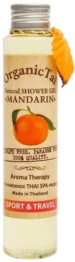 Купить Organic Tai, Гель для душа Natural Shower Gel Mandarin , 260 мл