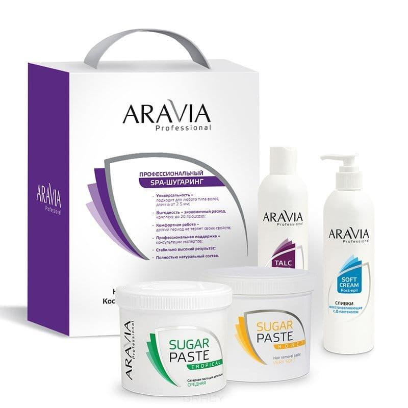 Aravia, Промо-набор 3+1 №1 протеин ironman f 80 земляника 1 кг