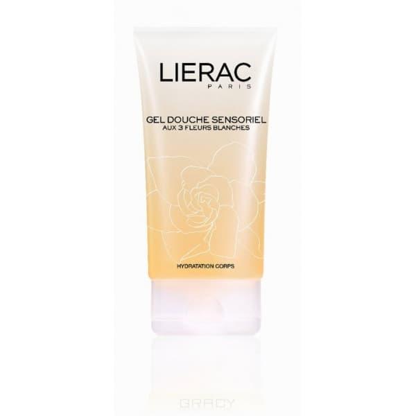 Lierac, Гель-душ увлажнщий Сенсорьель, 150 млМаски дл лица и очищащие средства<br><br>