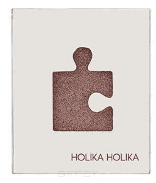 Купить Holika Holika, Piece Matching Shadow Glitter Eyes Тени для глаз блестящие, 2 г (13 оттенков) Холика Холика Коричнево-розовый GPP01 Self Wedding