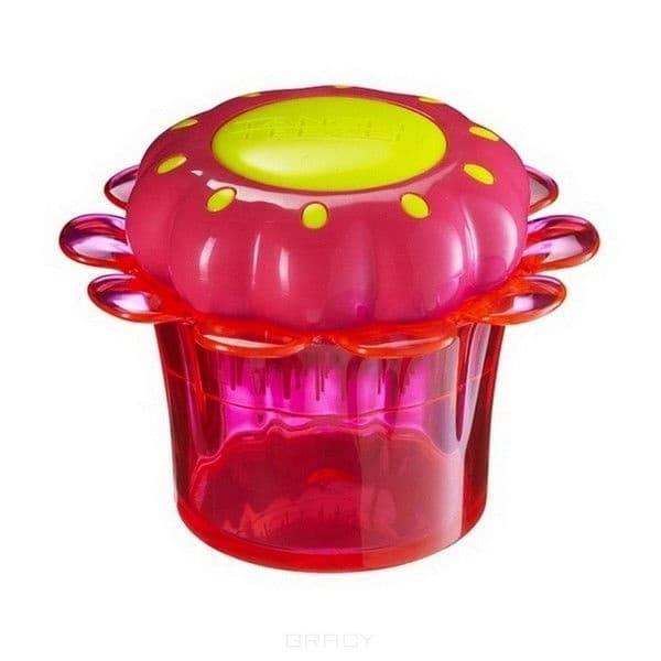Tangle Teezer, Детская расческа для волос Magic Flowerpot Princess PinkРасчески и щетки<br><br>