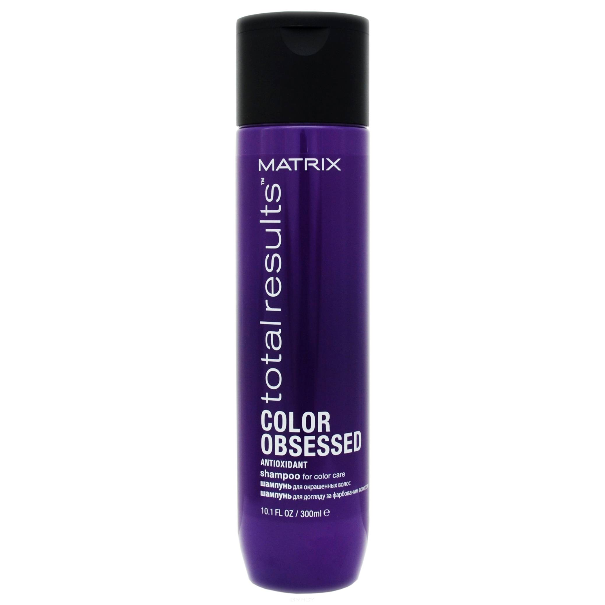 Набор дуопак шампунь + масло для окрашенных волос Color Obsessed Shampoo + Oil Wonders (- 50% на масло), 300 мл +125 мл шампунь дав для окрашенных волос