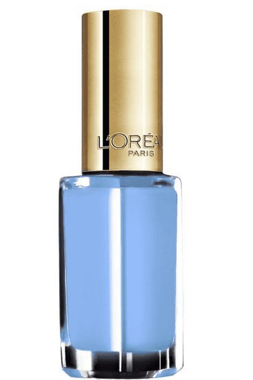 LOreal, Лак для ногтей Color Riche, 5 мл (37 оттенков) 241 Мне бы в небоЦветные лаки для ногтей<br><br>