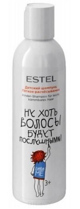 Купить Estel, Little Me Детский шампунь для волос Легкое расчесывание Эстель Easy Combing Shampoo, 200 мл