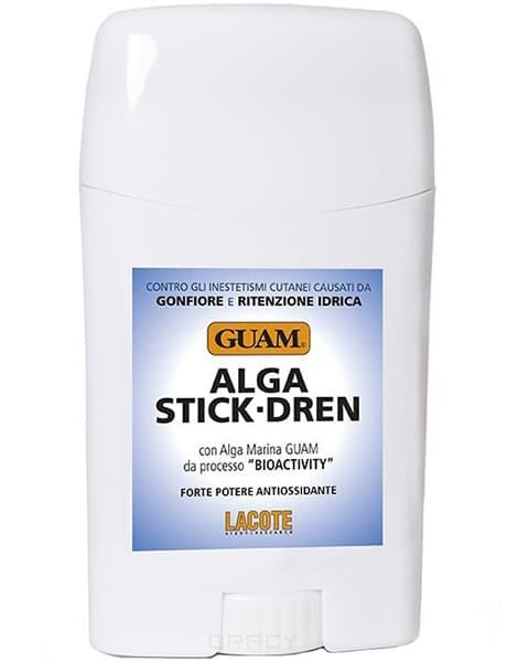 Guam, Антицеллюлитный стик с дренажным эффектом Alga Stick-Cell, 75 млЛинии антицеллюлитных кремов Crema, Snell, Inthenso, Anticellulite, Alga Stick-Cell<br><br>