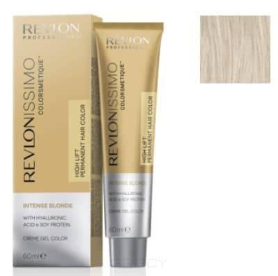 Revlon, Краска супра блондирующая Revlonissimo Colorsmetique Intense Blonde, 60 мл (10 оттенков) 1211MN цена