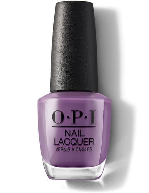 OPI, Лак для ногтей Nail Lacquer, 15 мл (214 цветов) Grandma Kissed a Gaucho / Peru opi лак для ногтей peru nlp33 alpaca my bags 15 мл