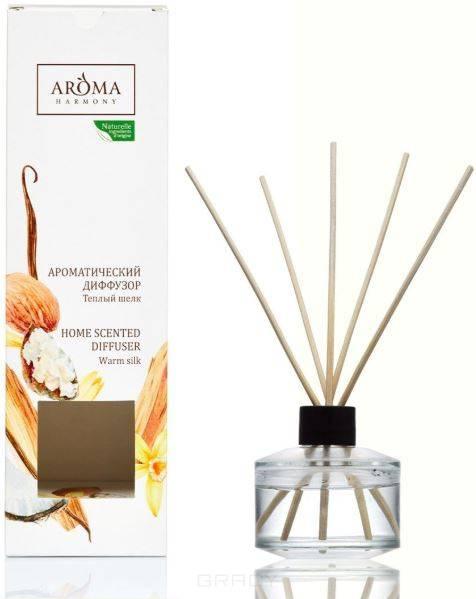 Купить Aroma Harmony, Диффузор Ароматический Теплый шелк, 50 мл