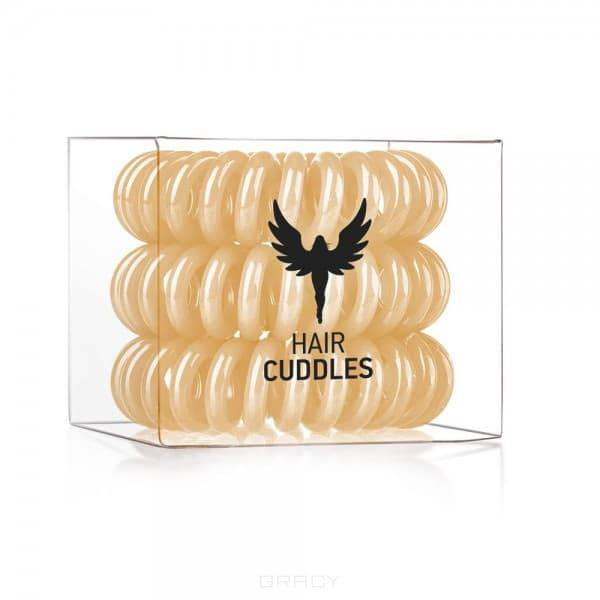 Резинка для волос Hair Bobbles золотая, 3 штУникальная заколка для волос заботится о волосах, не повреждая их и не оставляя заломов. Hair Bobbles - это не только резинка в виде телефонного провода, но и модный актуальный аксессуар, который всегда будет у Вас под рукой. &#13;<br> &#13;<br>  &#13;<br> &#13;<br> &#13;<br>Большая гамма цветов - еще одно достоинство резинки. Она дополнит любой модный образ и впишется в любую цветовую гамму Вашей одежды или аксессуаров.&#13;<br> &#13;<br> &#13;<br>  &#13;<br> &#13;<br> &#13;<br>Преимущества:&#13;<br> &#13;<br>  Не повреждает волосы.&#13;<br> &#13;<br>• Не оставляет заломов.&#13;<br> &#13;<br>• Подходит для любого типа волос.&#13;<br> &#13;<br>• Можно использовать как стильный браслет.&#13;<br> &#13;<br>• Не перетягивает волосы.&#13;<br> &#13;<br>• Восстанавливает свою изначальную форму .&#13;<br> &#13;<br>• Резинка водоотталкивающая, легко снимается/надевается, в то же время крепко держит созданную прическу.&#13;<br> &#13;<br> &#13;<br>  &#13;<br> &#13;<br> &#13;<br>Набор состоит из 3 шт.&#13;<br> &#13;<br> &#13;<br>  &#13;<br> &#13;<br> &#13;<br>Размеры:&#13;<br> &#13;<br>Внутренний диаметр - 17 мм&#13;<br> &#13;<br>Внешний диаметр - 33 мм<br>