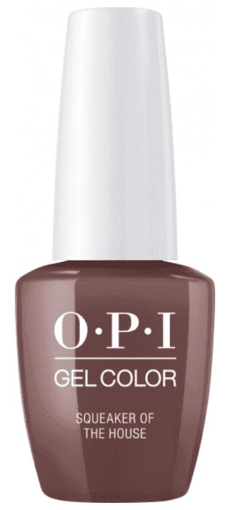 OPI, Гель-лак GelColor, 15 мл (95 цветов) Squeaker Of The House lianail гель лак academy 54