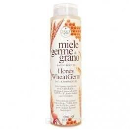 Nesti Dante,  Гель для душа и ванны С медом и зародыш.пшеницы, 300 млGreenism - эко-серия для ухода<br><br>