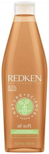 Купить Redken, Шампунь Nature Science All Soft, 300 мл