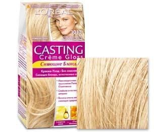 LOreal, Краска для волос Casting Creme Gloss (35 оттенков), 48 мл 10.13 Светло светло-русый бежевыйОкрашивание<br><br>