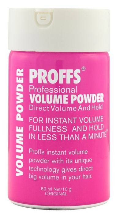 Proffs, Пудра для волос Volume Powder, 10 г  - Купить