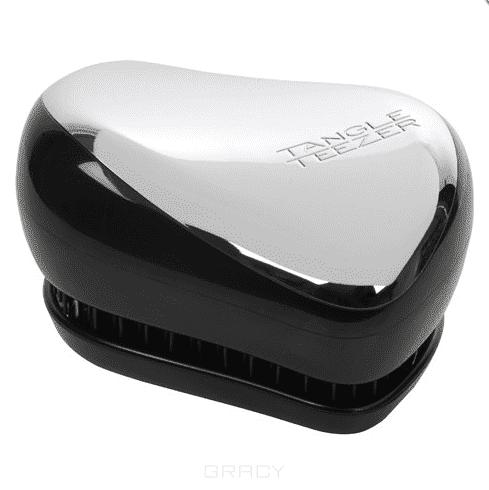 Tangle Teezer, Расческа для волос Compact Styler StarletGreenism - эко-серия для ухода<br><br>