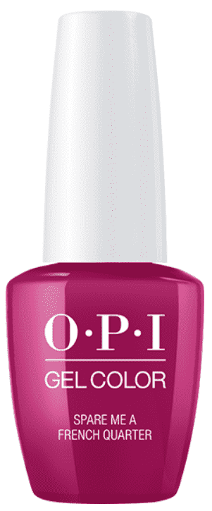 OPI, Гель-лак GelColor, 15 мл (95 цветов) Spare Me A French Quarter?